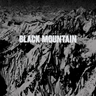 Black mountain s t