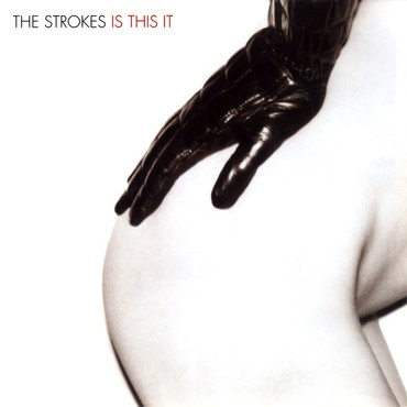 The strokes is this it smell the glove
