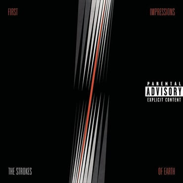 The strokes first impressions