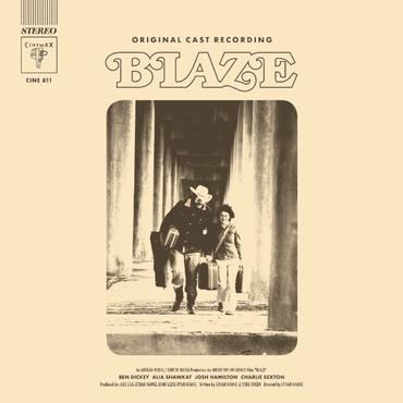 Blaze original cast recording