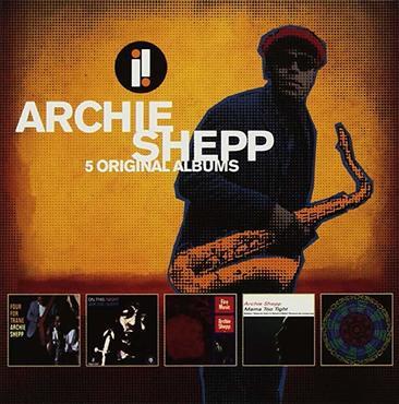 Archie shepp 5 original albums