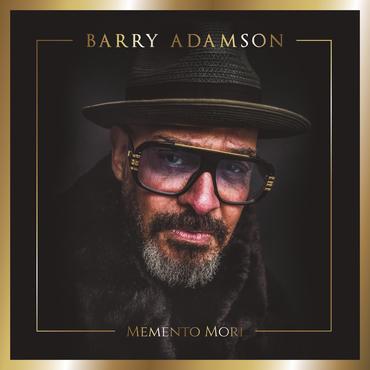 Barryadamson memento mori cover