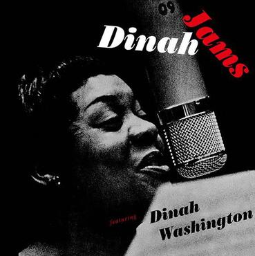 Dinah washington dinah jams