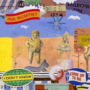 Paul mccartney i don't know