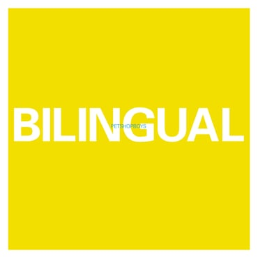 Pet shop boys billingual