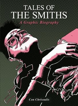 Con chrisoulis tales of the smiths book