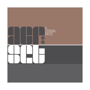 A certain ratio acr set cd cover
