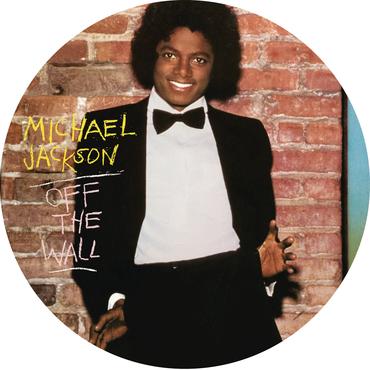 Michael jackson off the wall packshot