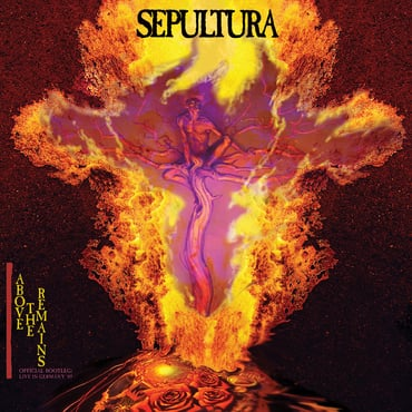 Sepultura above the remains