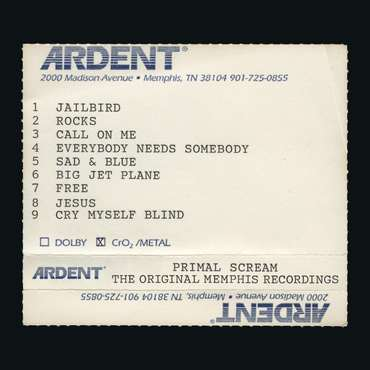 Primal scream give out but don't give up the original memphis recordings %28compressed%29