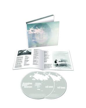 John Lennon Imagine The Ultimate Mixes Lpx2 Rough Trade