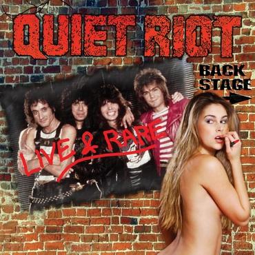 Quiet riot live and rare