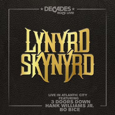 Lynyrd Skynyrd - Live In Atlantic City - LPx2