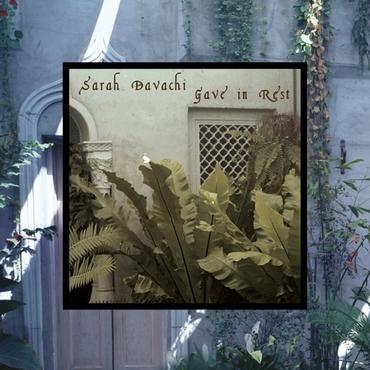 Sarah davachi gave in