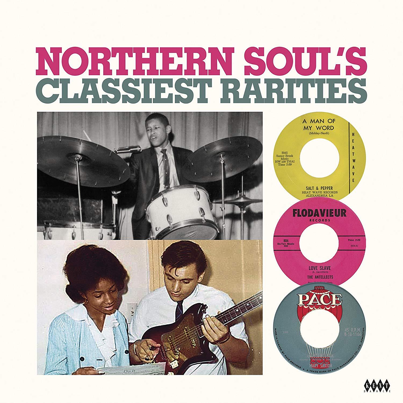Northern Soul Classiest Rarities