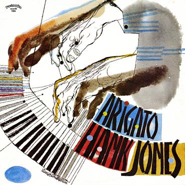 Hank jones trio arigato