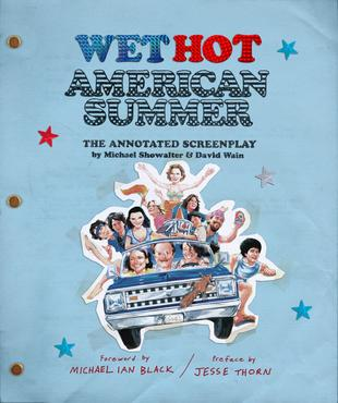 David wain and michael showalter wet hot american summer