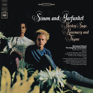 Simon and garfunkel parsley sage rosemary