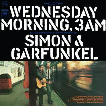 Simon and garfunkel wednesday morning