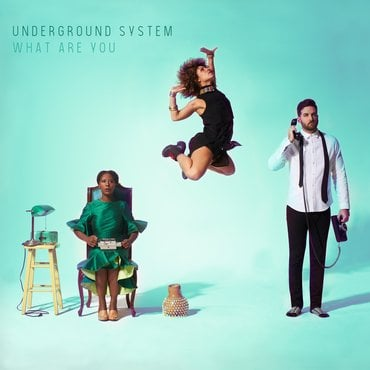 Underground system what are you