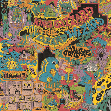 King gizzard oddments