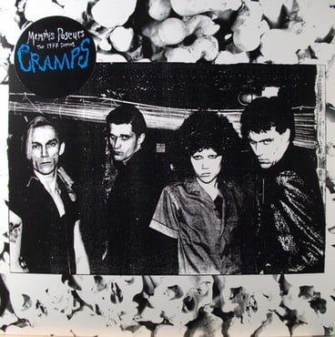 The cramps memphis poseurs
