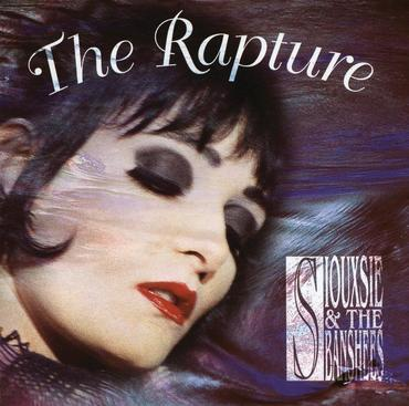Siouxsie and the banshees the rapture cover art