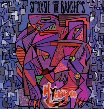 Siouxsie and the banshees hyaena cover art