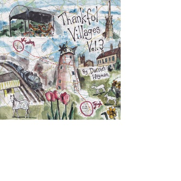 Darren hayman thanksful villages vol 3 lp