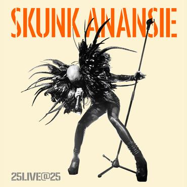 Skunk anansie   25live 25   skunk1cd