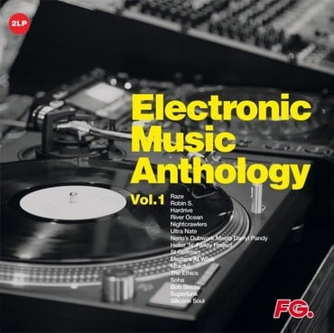 Various - Electronic Music Anthology by FG Vol  1 - LPx2