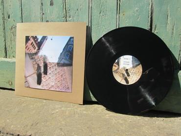 Arrow vinyl 3