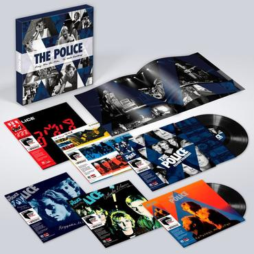 Thepolice3d boxset