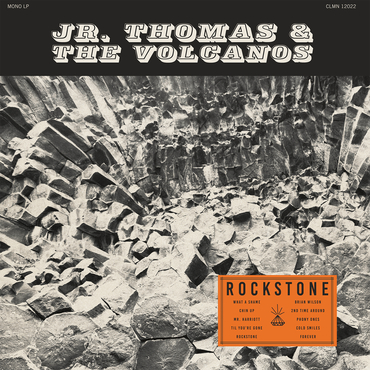 Jr thomas and the volcanoes rockstone