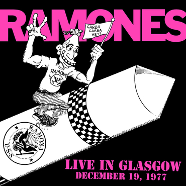 The ramones live in black friday