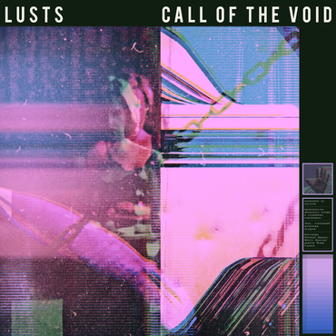 Lusts   call of the void  front artwork