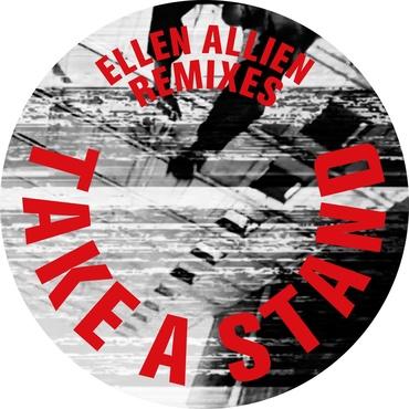 Ellen allien   take a stand remixes   bpc338