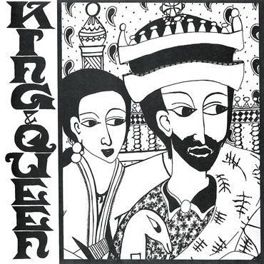 Alpha and omega king and queen