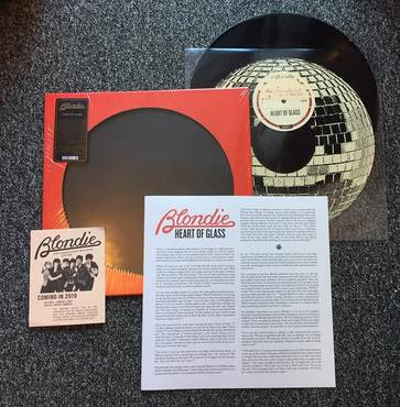 63950352acd1 Blondie - Heart of Glass EP – Rough Trade