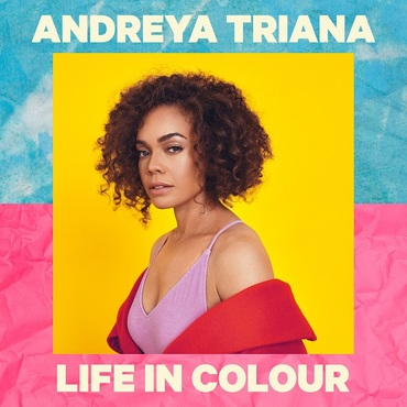 Andreya triana   life in colour   hit001lp
