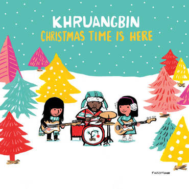 Khruangbin Christmas Time Is Here Rough Trade