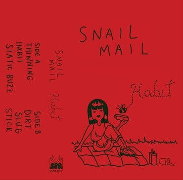 Snail mail   habit lp
