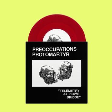 Protomartyr 7inchred
