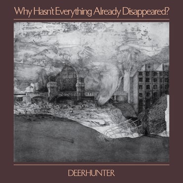 Deerhunter whead album packshot