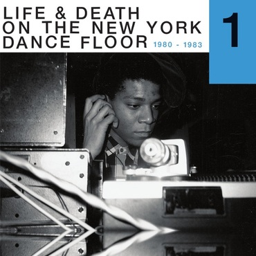 Various artists %28dinosaur l david byrne%29   life   death on a new york dance floor part 1   reaplp1pt1