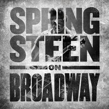 Bruce stringsteen   springsteen on broadway