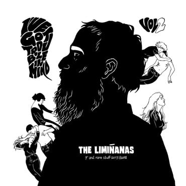 The liminanas   artwork trouble in mind