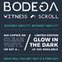 Bodega witness scroll sticker bandcamp