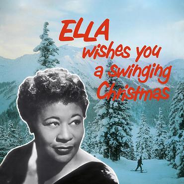 Ella Wishes You A Swinging Christmas.Ella Fitzgerald Ella Wishes You A Swinging Christmas Lp
