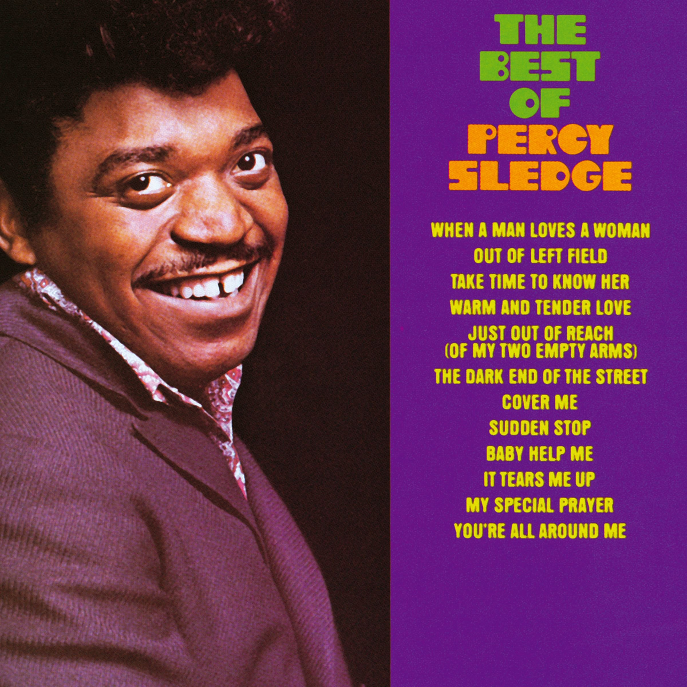 Percy Sledge - The Best Of Percy Sledge - CD – Rough Trade